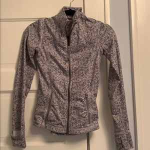 Lulu lemon athletic jacket